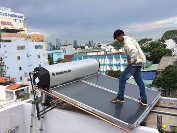 10 Ưu điểm Máy nước nóng chịu áp SOLAHART mà bạn chưa biết ?