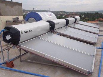 Máy nước nóng SOLAHART - Tấm phẳng chịu Áp đến từ Australia