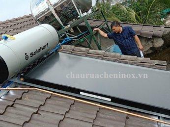 Sửa Máy nước nóng mặt trời Solahart