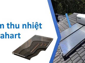 Cấu tạo Máy nước nóng tấm phẳng Solahart - Công nghệ Australia