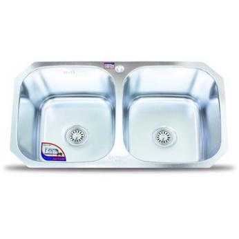 Chậu rửa chén inox Cao cấp DT86A - Đại Thành