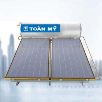 Máy nước nóng mặt trời tấm phẳng Toàn Mỹ 300l