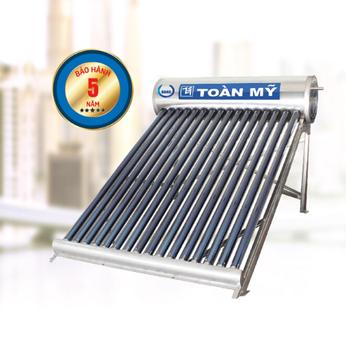 Máy nước nóng năng lượng mặt trời Toàn Mỹ NANO 160l
