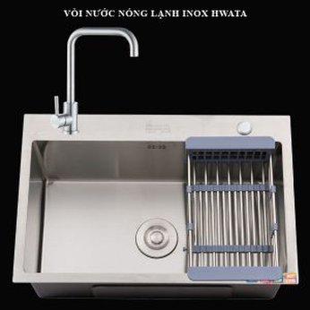Vòi chén nóng lạnh Hwata HT304 2