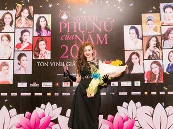 Ceo Cherry Đào Được Vinh Danh Người Phụ Nữ Của Năm 2016