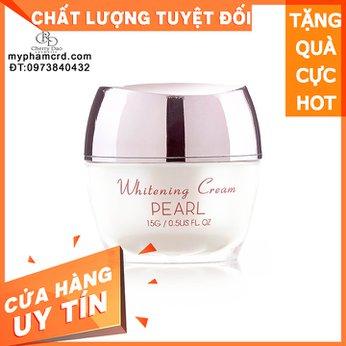 Kem Face Ngọc Trai SPF 30 CRD Cosmetic Ban Đêm
