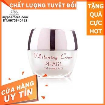 Kem Face Ngọc Trai SPF 30 CRD Cosmetic Cherry Đào Ban Đêm