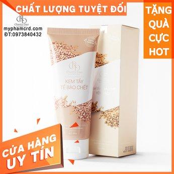Kem Tẩy Tế Bào Chết Yến Mạch CRD Cosmetic Cherry Đào