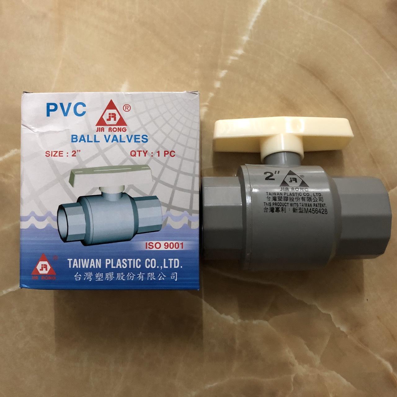 VAN NHỰA PVC 90mm
