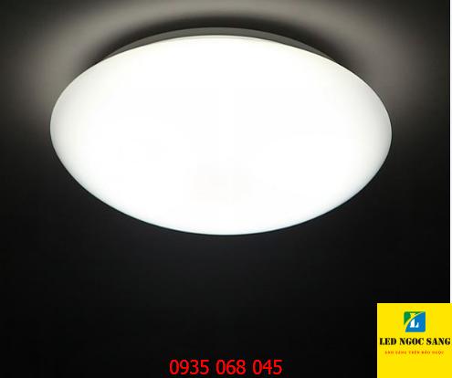 Đèn mâm thổi trần 1 màu 12W