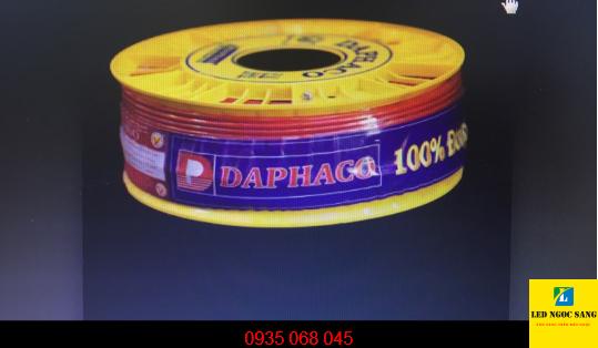 Dây điện daphaco 1.0