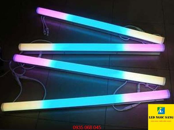 Đèn led ống lap 7 màu