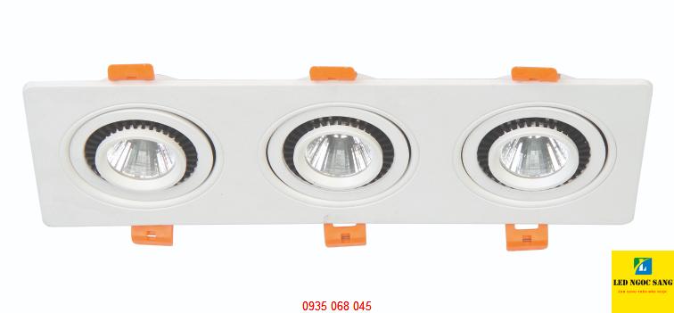 Đèn âm trần 360 độ R5 - 15W