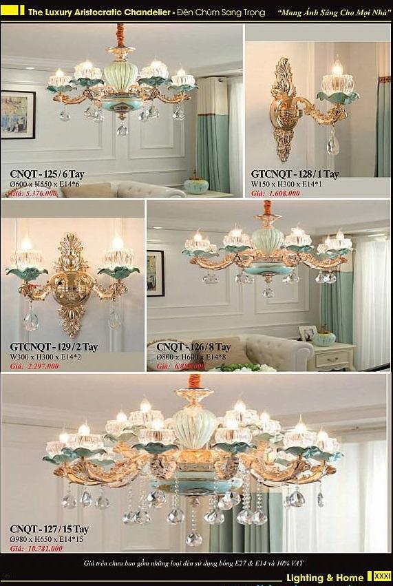 Đèn Trang Trí home & lighting