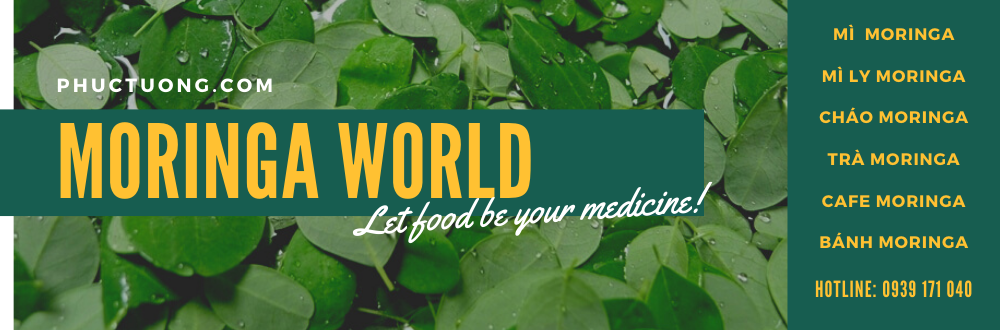 thực phẩm dinh dưỡng moringa, thuc pham dinh duong moringa