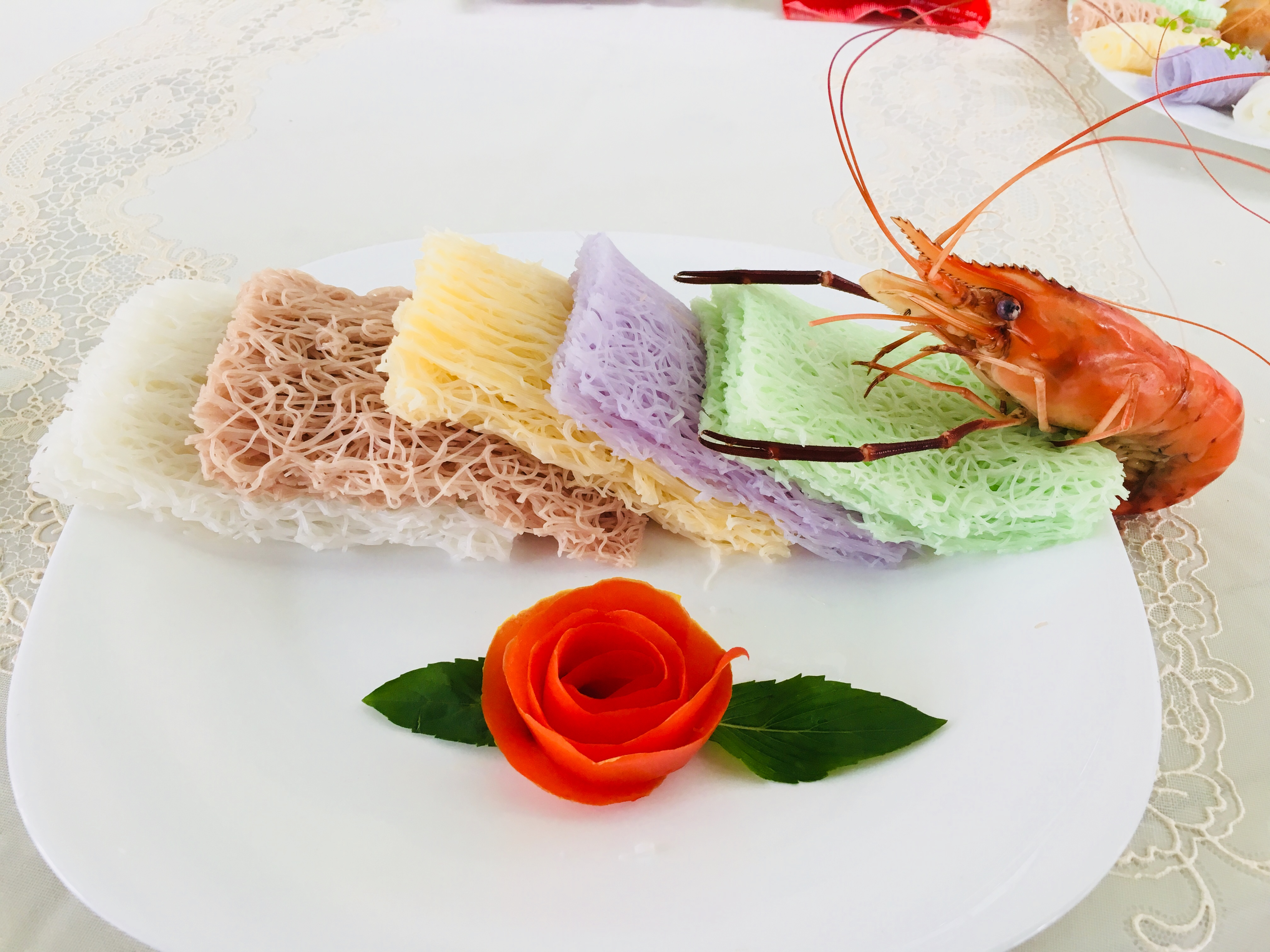 Bánh hỏi gạo huyết rồng Phú Khang 300g