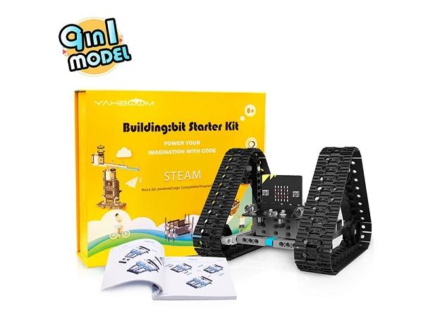Building:bit - Lắp ráp Lego 9 in 1 Building Bit - Lập trình Microbit