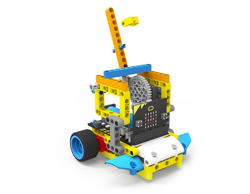 Running:bit - Xe robot Running bit - lập trình Microbit Lego Education