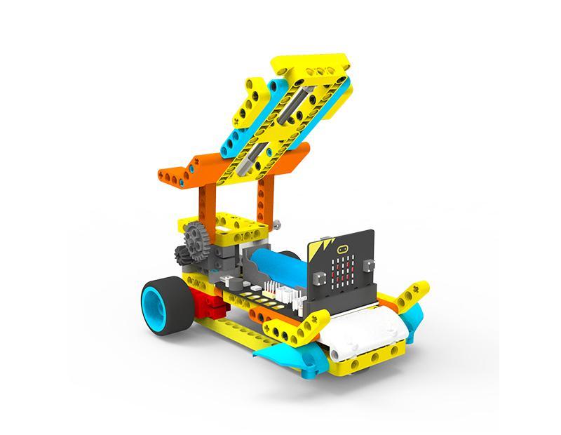 Running:bit - Xe robot Running bit - lập trình Microbit Đồ chơi Lego