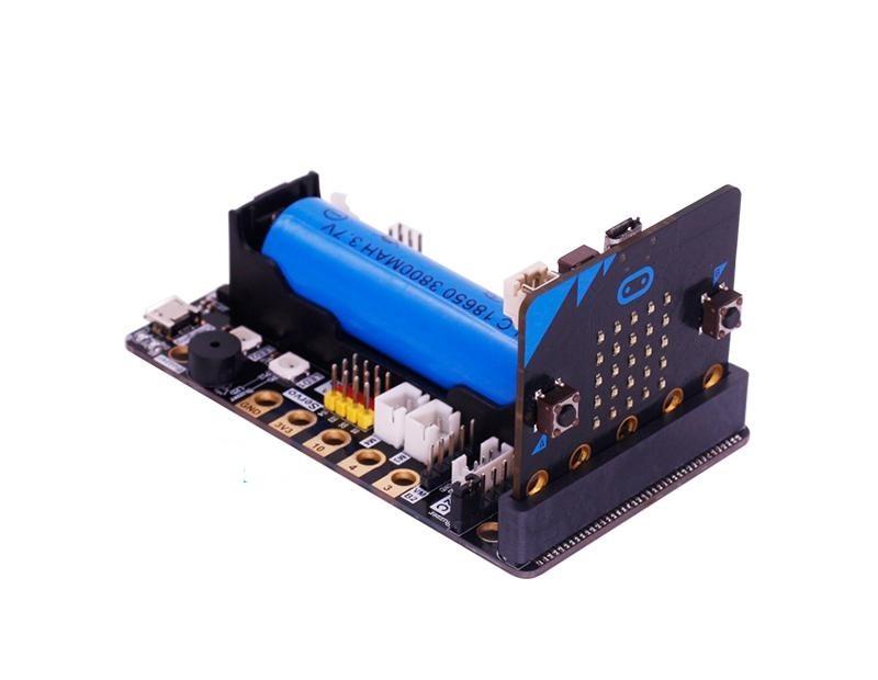 Bảng mạch mở rộng Super:bit - thích nghi với bảng mạch BBC Micro:bit
