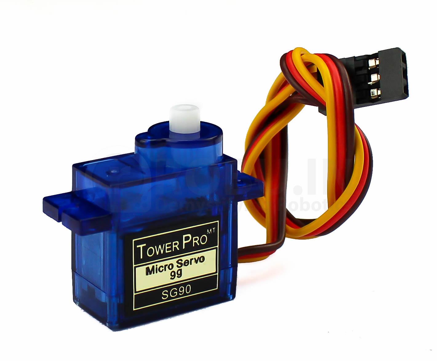 Động cơ Servo SG90 - bộ kit arduino - bộ kit micro:bit