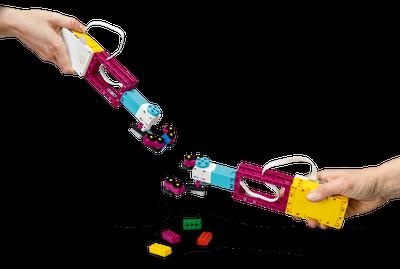 cánh tay robot lego spike prime