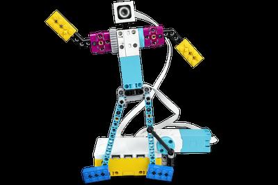 điệu nhảy đường phố lego spike prime