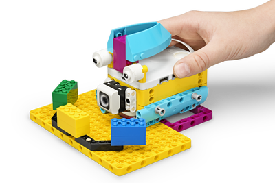 robot chó lego spike prime