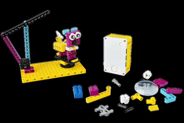 đồng hồ đếm ngược lego spike prime
