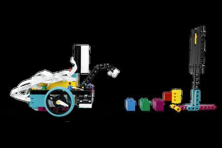 tương tác đồ vật lego spike prime