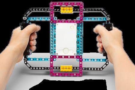 máy theo dõi căng cơ lego spike prime