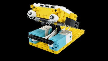 robot gập người lego spike prime