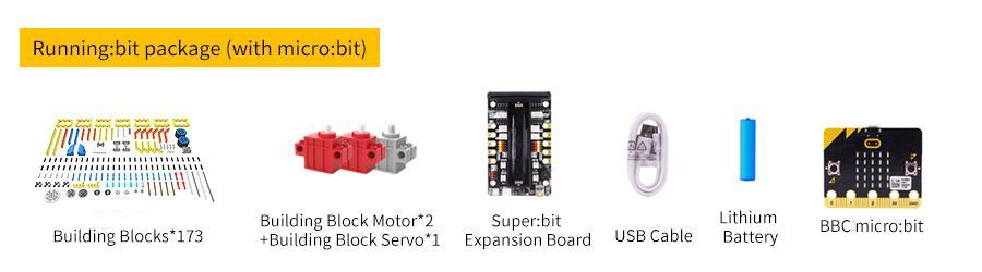 runningbit superbit microbit