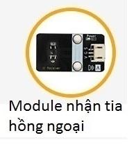 module nhận tia hồng ngoại