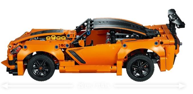 Xe Chevrolet Corvette ZR1 - Tương thích Lego Technic Lego 42093 giá rẻ