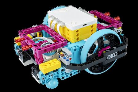 đế dẫn động lego spike prime