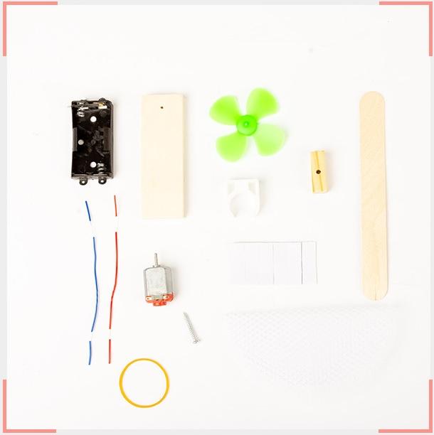 Máy hút bụi- đồ chơi STEM - đồ chơi mô hình - đồ chơi lắp ráp