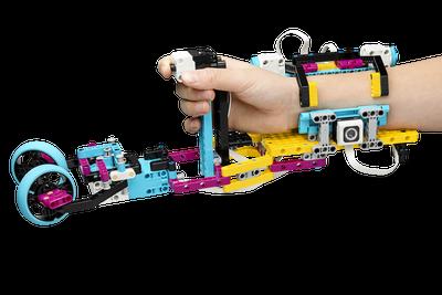 cánh tay giả lego spike prime