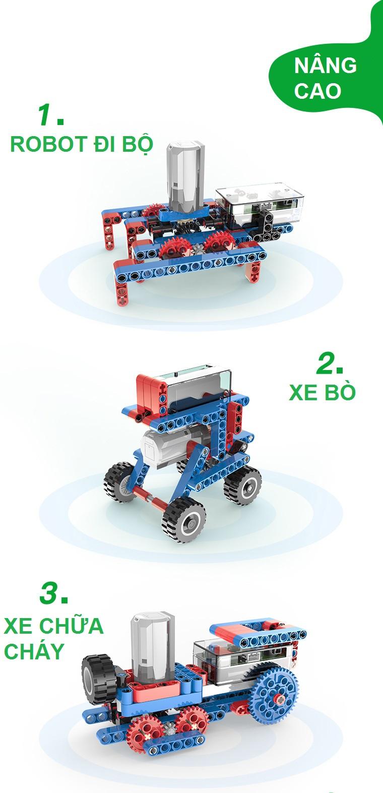 Bộ Lắp Ráp 28 Mô Hình Lego T1 - Đồ Chơi Lego