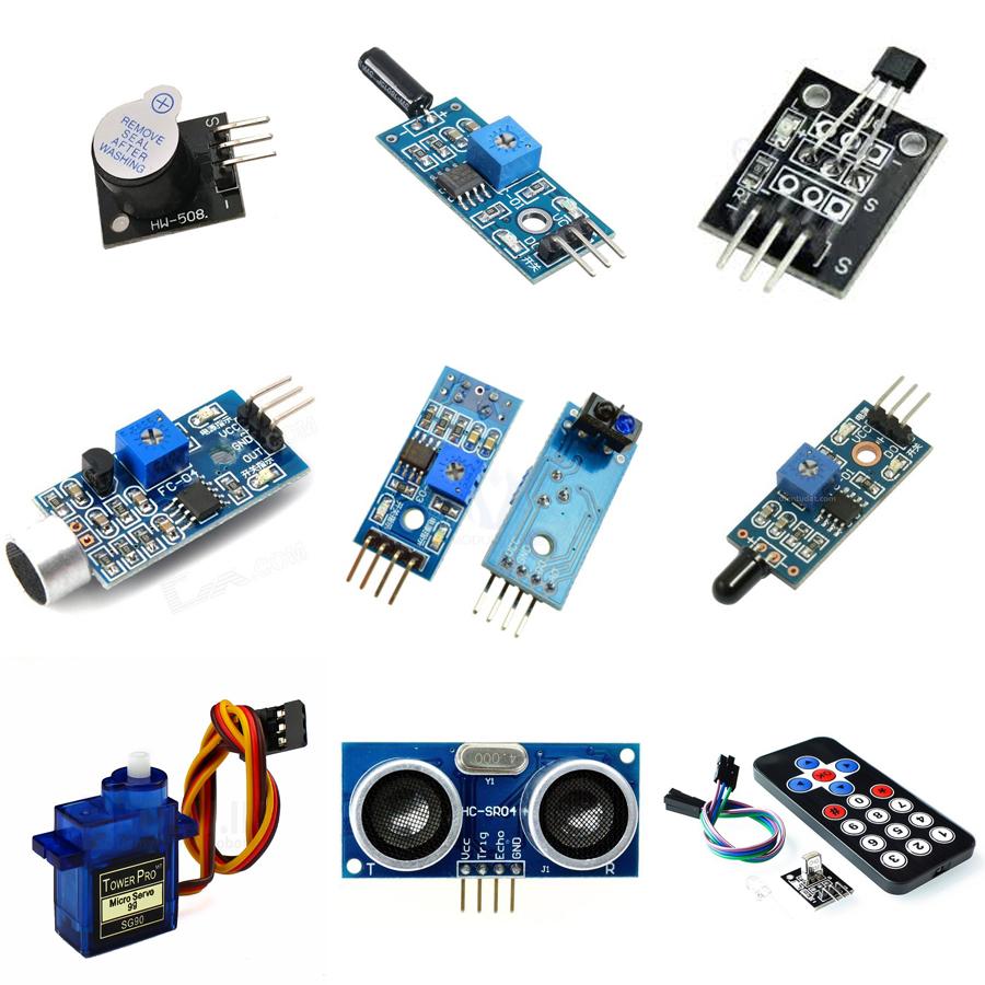 Bộ Kit Arduino - Bộ Kit Microbit - Lập trình MicroBit và Arduino