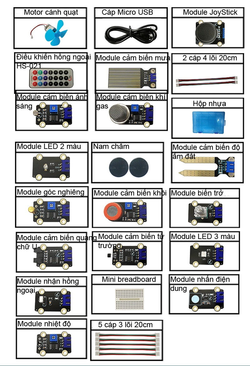 bo kit microbit