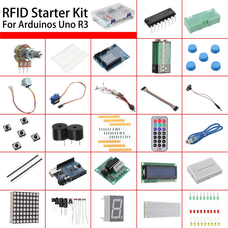 bộ kit starter arduino