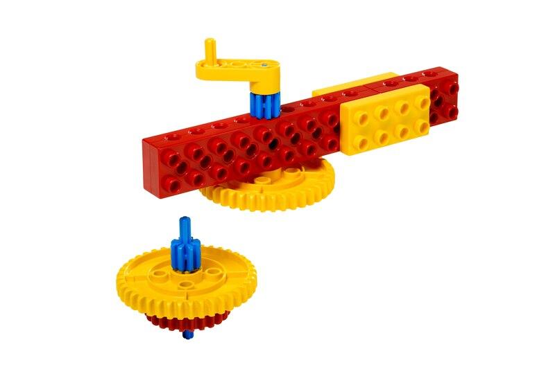 Đồ Chơi Giáo Dục Lego Education Đồ Chơi Lego 9656 Giáo Dục Sớm: Kỹ Sư