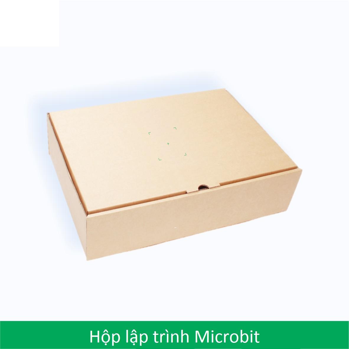 Hộp lập trình microbit - Lập trình cho trẻ em Học lập trình microbit