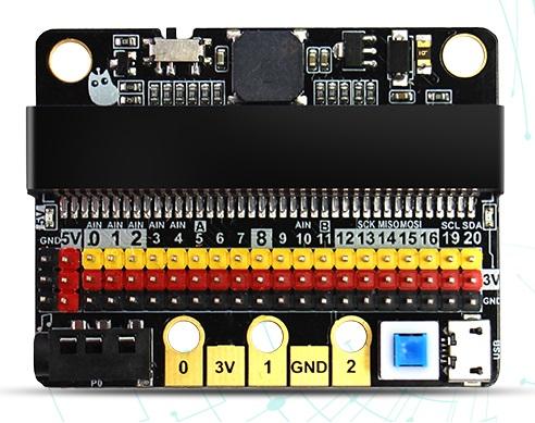 Board mạch mở rộng Micro:Bit - Micro:IO - bộ kit MicroBit - Micro Bit
