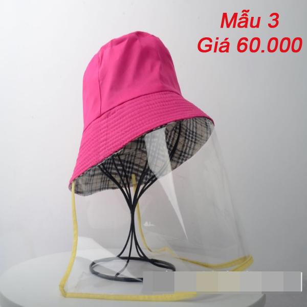 nón chống virus