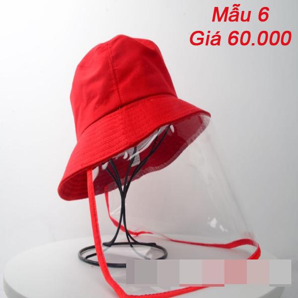 mũ chống covid
