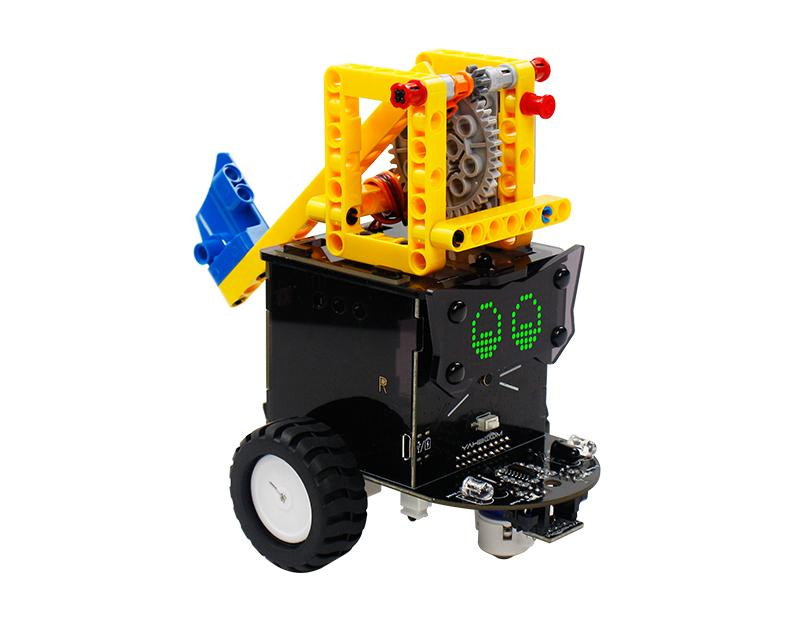 Xe robot Omibox Chiến Đấu - Lập trình robot cho trẻ em