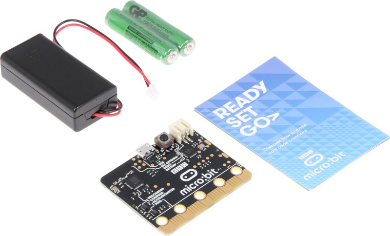 Bộ kit lập trình BBC Micro:bit Giá Rẻ Go - Giáo dục STEM