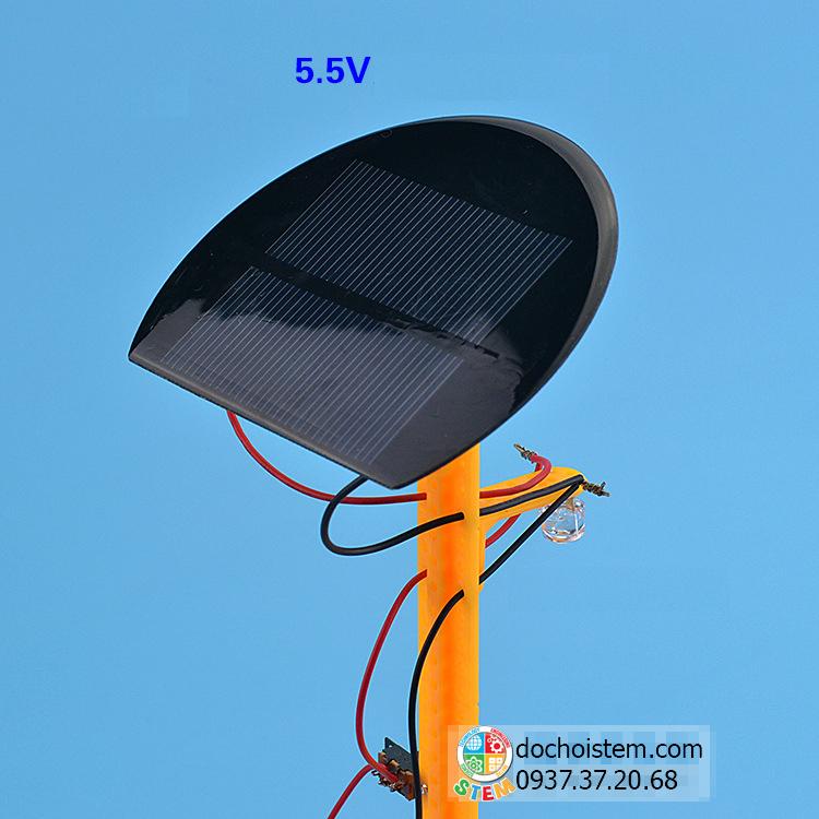 Đèn năng lượng mặt trời - đồ chơi STEM - đồ chơi mô hình